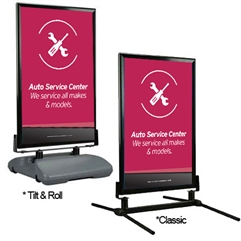 Curb Sign Service Center