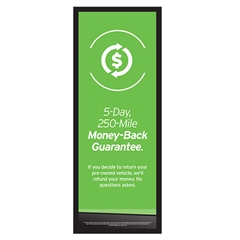 Column Graphic Money Back Guarantee