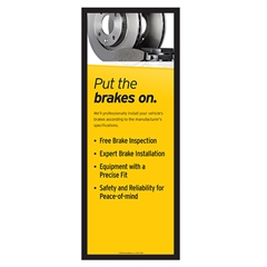 Column Graphic Brakes
