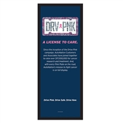 Column Graphic Drive Pink Charity