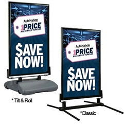 Curb Sign 1Price Save Now
