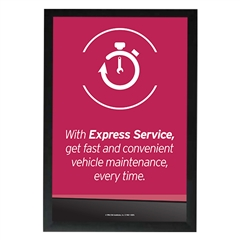 Express Service Poster