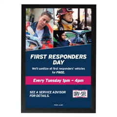 First Responders Day Poster – 24x36
