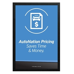 Poster AutoNation Pricing