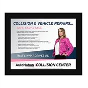Poster- Collision Center OVERVIEW