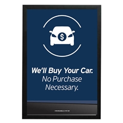 We'll Buy Your Car-No Purchase Necessary