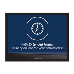 Service Lounge Extended Hours